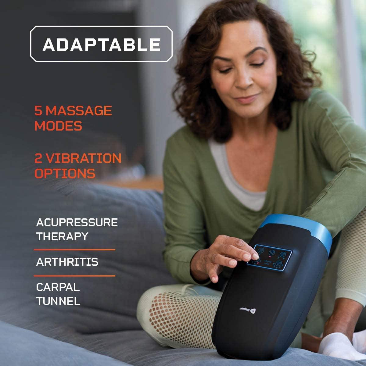 Review of Lifepro Legra Hand Massager Machine - Personal Electric Massager