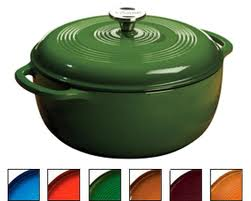 Review of - Lodge Color Dutch Oven