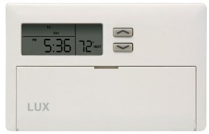 Review of Lux Products TX1500E Smart Temp Programmable Thermostat