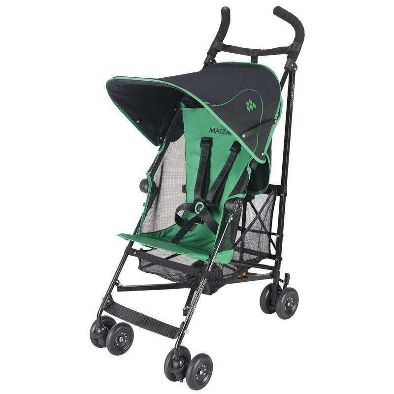 Review of Maclaren Volo Stroller