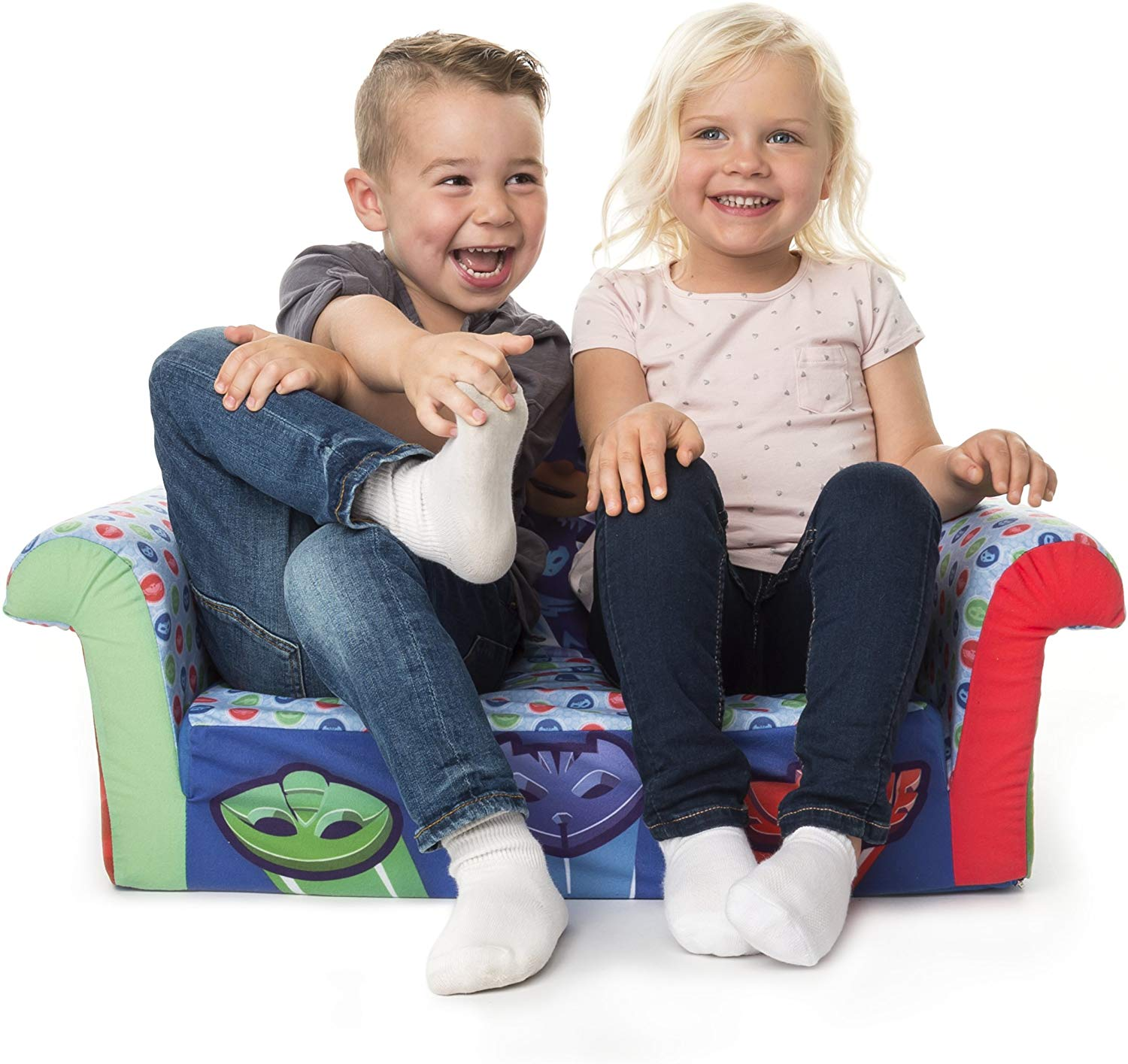 Review of Marshmallow Furniture - Children's 2 in 1 Flip Open Foam Sofa