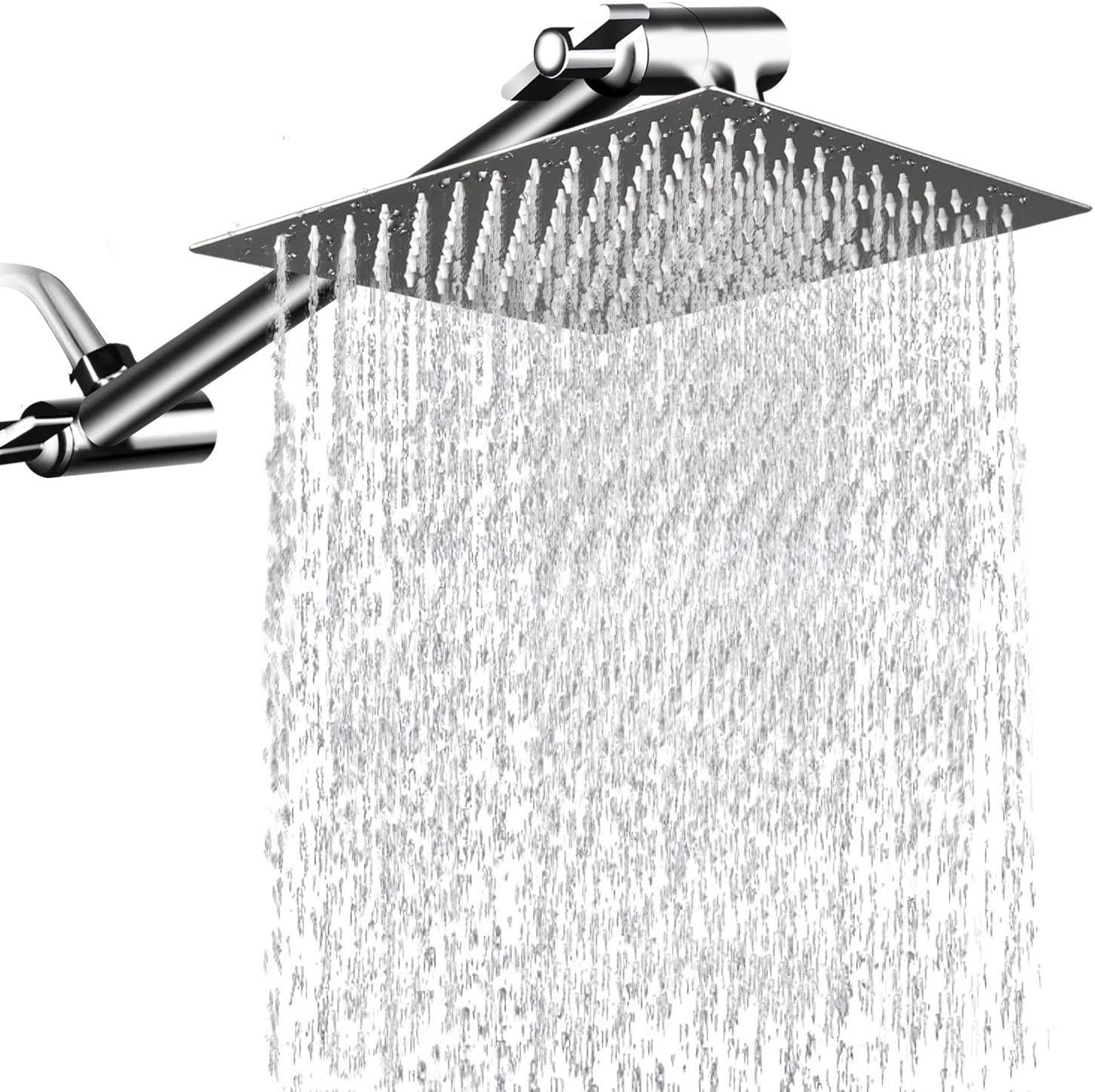 Review of MeSun 12 Inch High Pressure Showerhead with 11 Inch Arm
