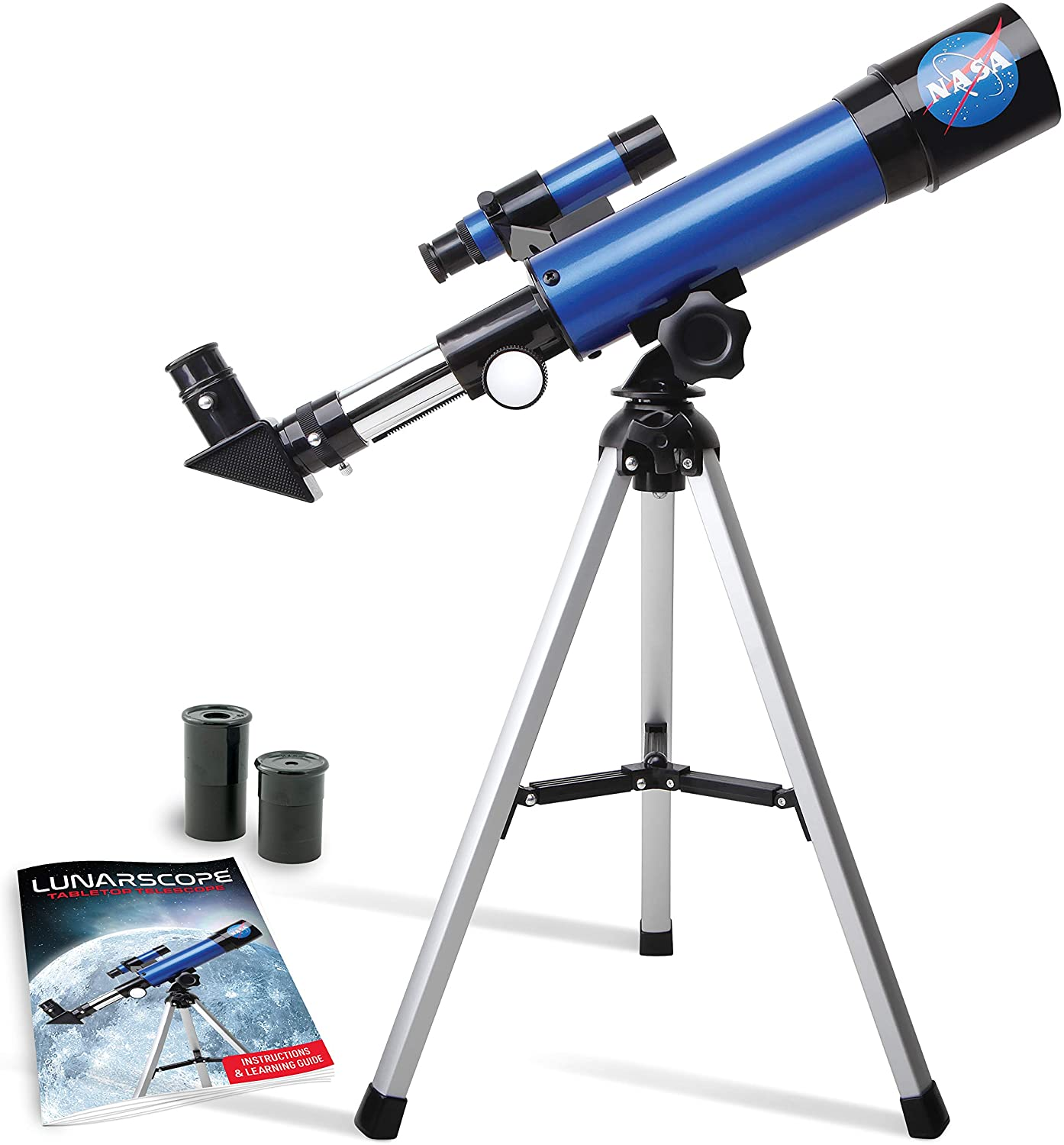 Review of NASA Lunar Telescope for Kids, Capable of 90x Magnification