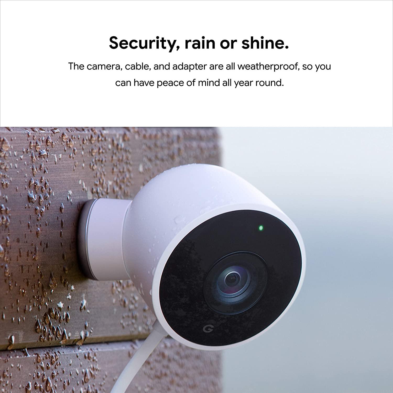 Review of Nest Cam Outdoor Security Camera