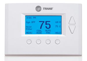 Review of Trane TZEMT400BB3NX N N SL Home Energy Management Thermostat with Nexia Home Intelligence, White (Z-Wave)
