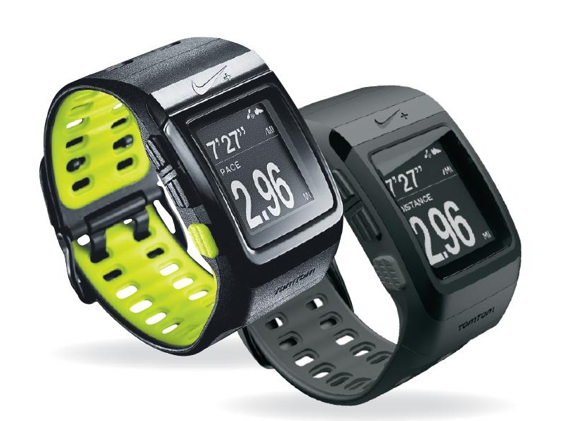 Nike+ SportWatch GPS Powered by TomTom - Reviews of Top Rated Heart Rate Monitors