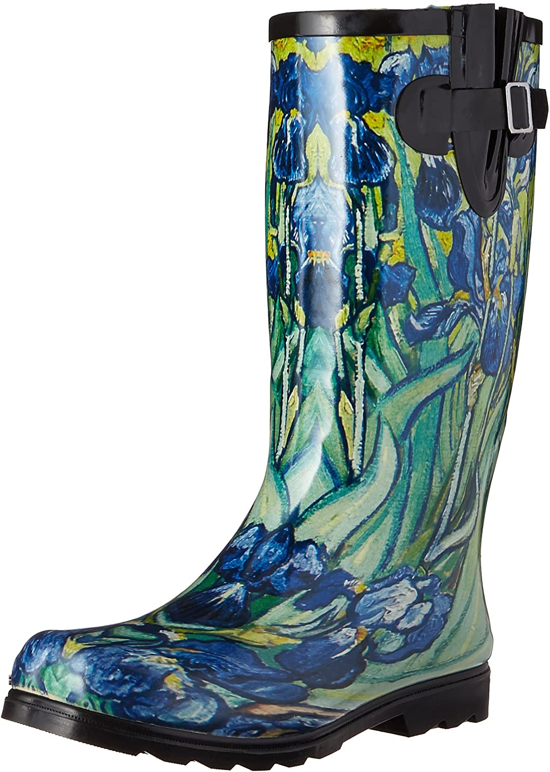 Review of Nomad Women's Puddles Rain Boot