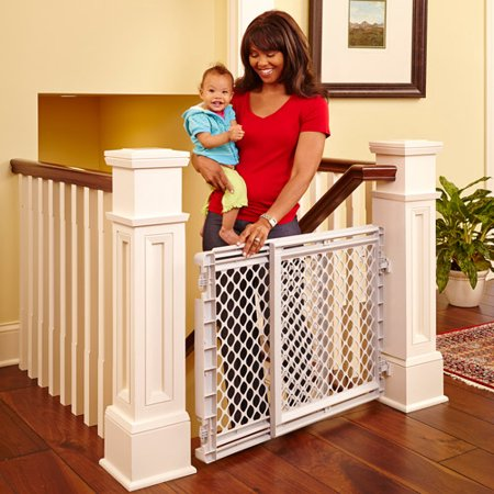 Review of North States Heavy Duty Stairway Baby Gate, 26