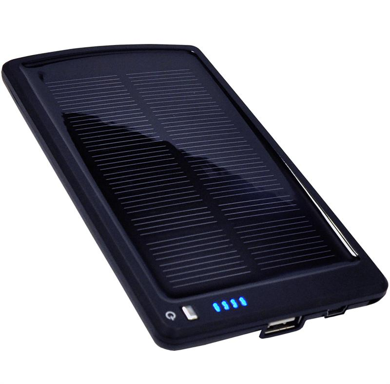 Review of Opteka BP-SC4000 Ultra Thin Solar Powered High Capacity (4000mAh) Backup Battery and Charger
