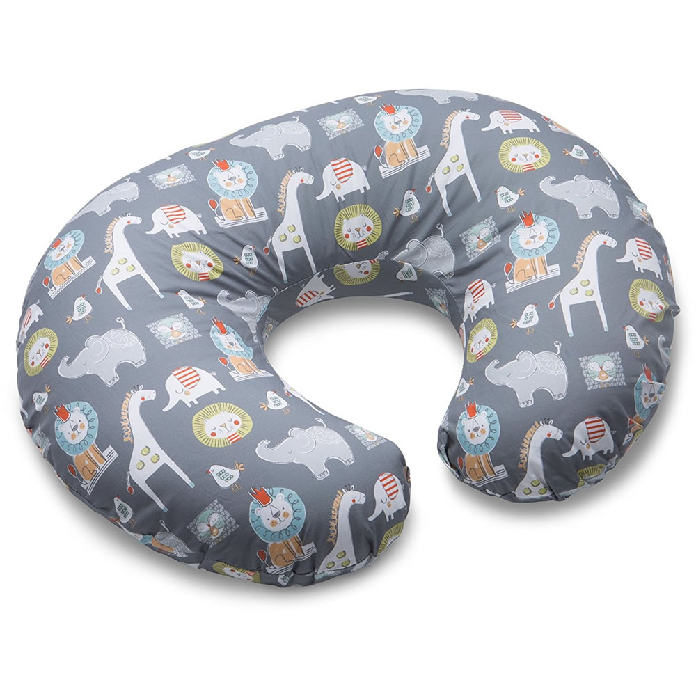 Review of Original Boppy Nursing Pillow and Positioner