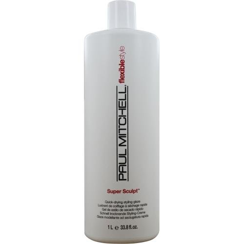 Review of PAUL MITCHELL SUPER SCULPT MEDIUM HOLD FOR QUICK DRYING 33.8 OZ