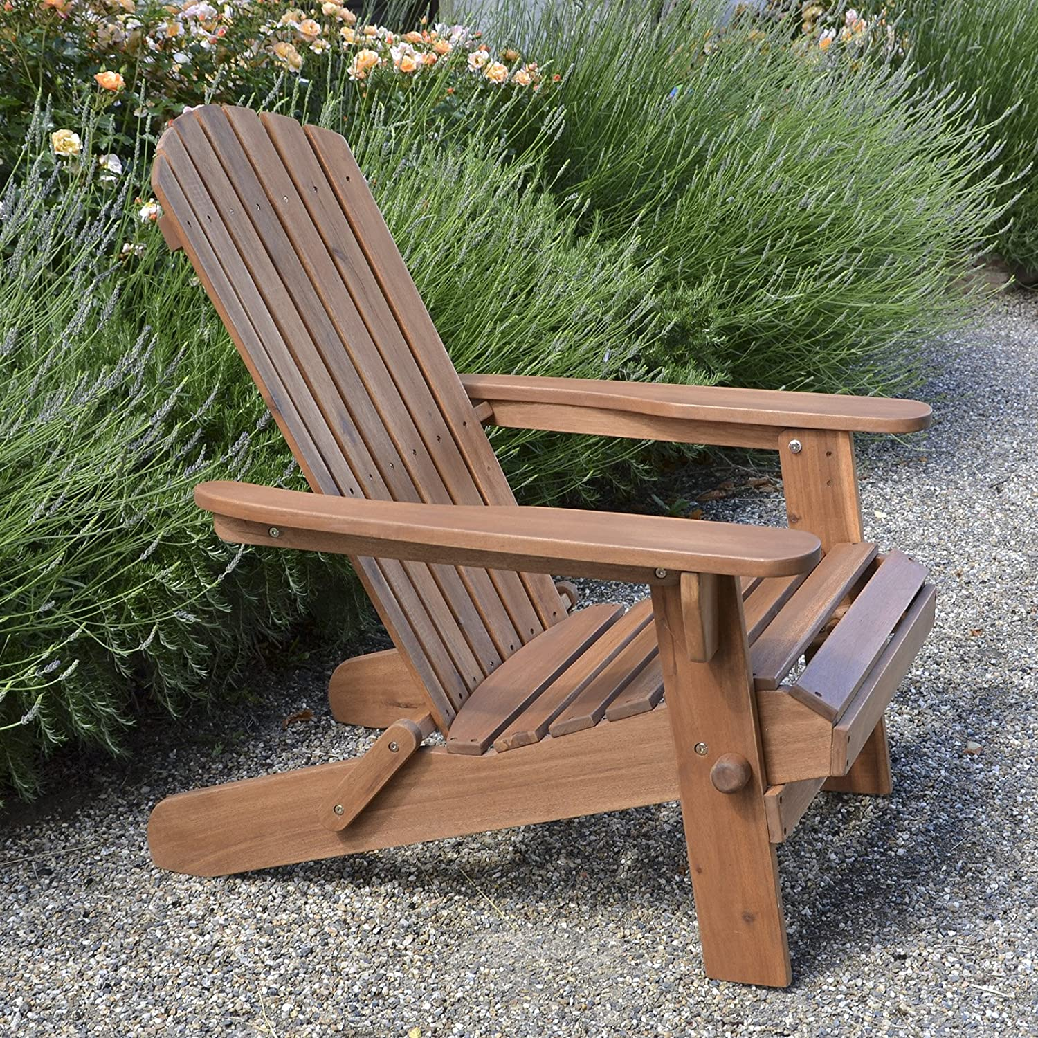 Review of Plant Theatre Adirondack Folding Hardwood Chair