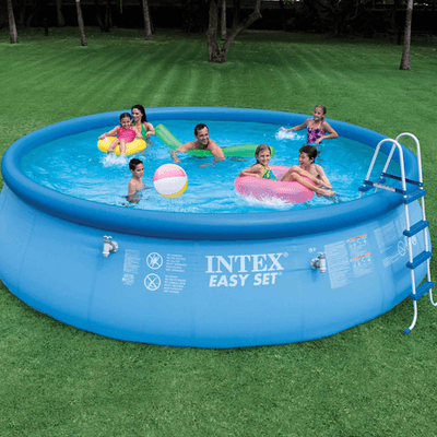 Intex Easy Set Swimming Pool 18x48