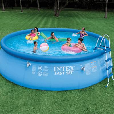 Intex Easy Set Swimming Pool 18x48