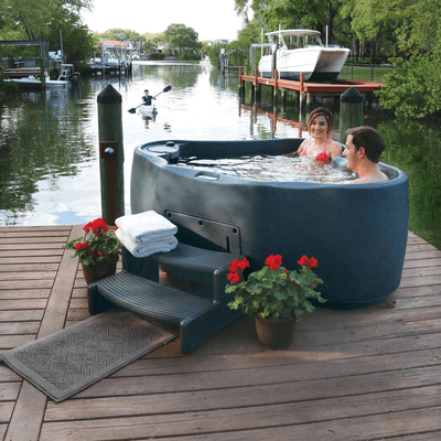 AquaRest Spas Premium 300 2-Person Plug and Play Hot Tub
