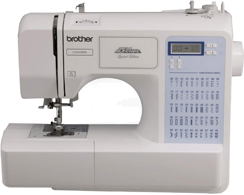Brother CS5055PRW Sewing Machine, Project Runway