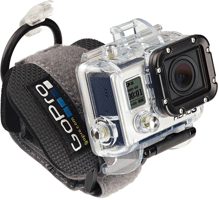 GoPro - HERO3 Wrist Housing (Model: AHDWH-301)