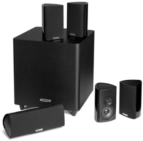 Review of Polk Audio RM705 5.1 Home Theater System