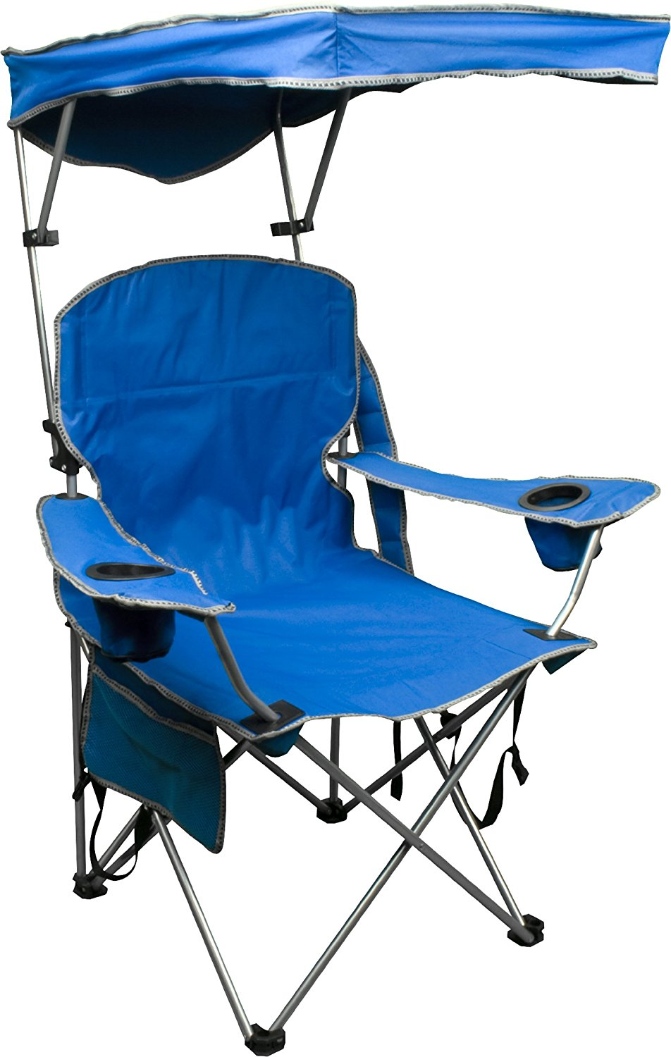 Review of Quik Shade Adjustable Canopy Folding Camp Chair
