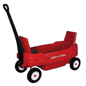 Review of Radio Flyer Pathfinder Wagon