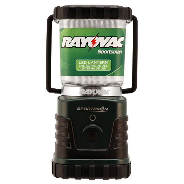 Review of Rayovac Sportsman LED Lantern (SE3DLN)