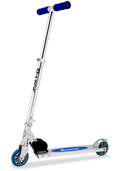 Review of Razor A Kick Scooter