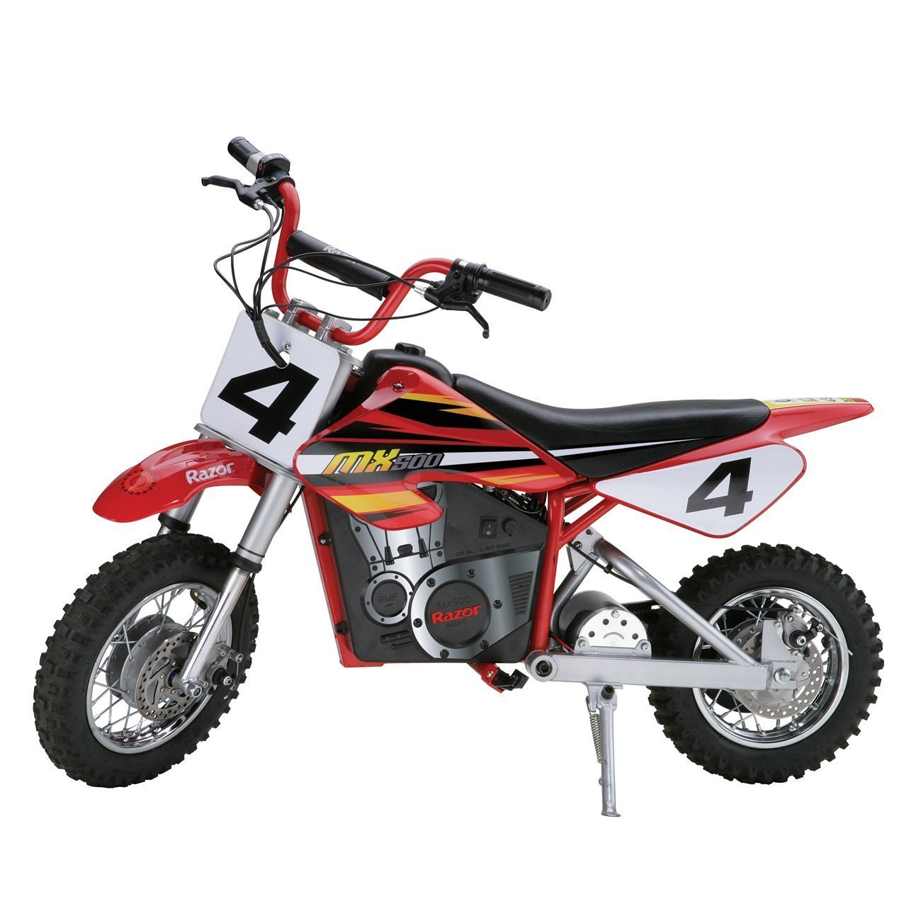 Review of Razor MX500 Dirt Rocket Electric Motocross Bike