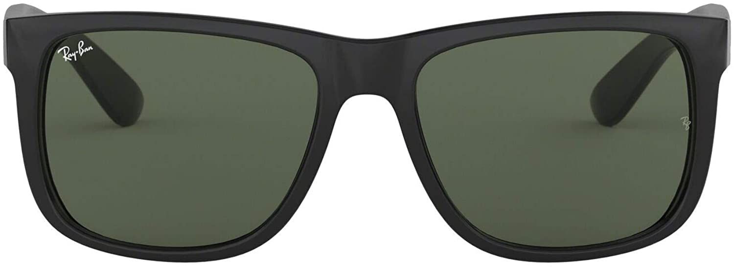 Review of RB4165 Justin Rectangular Sunglasses