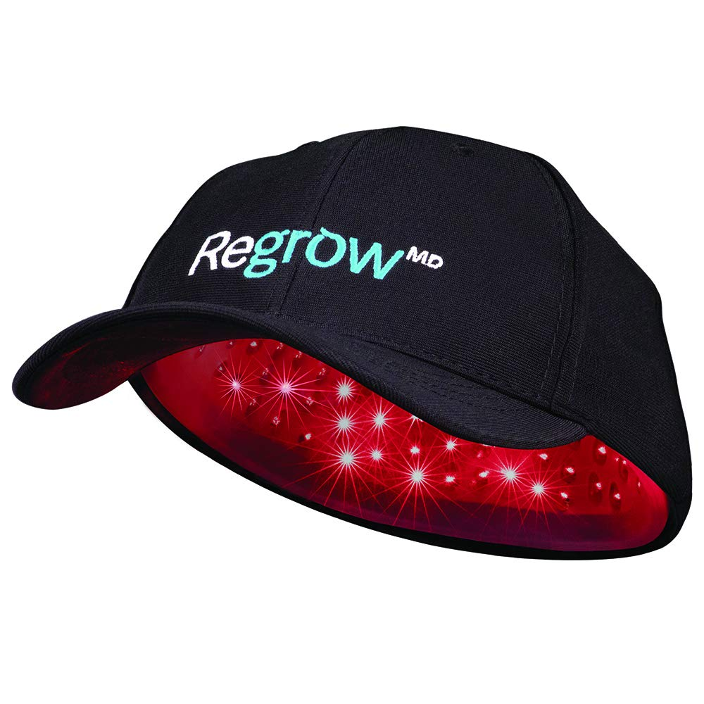 Review of RegrowMD Laser Cap for Hair Growth RegrowMD 272 (Lasers no LEDs)