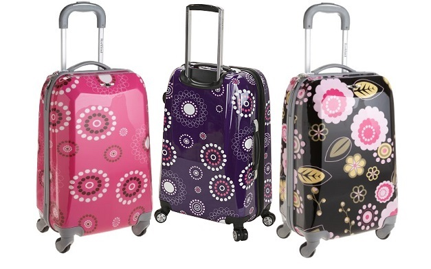Review of Rockland Luggage 20