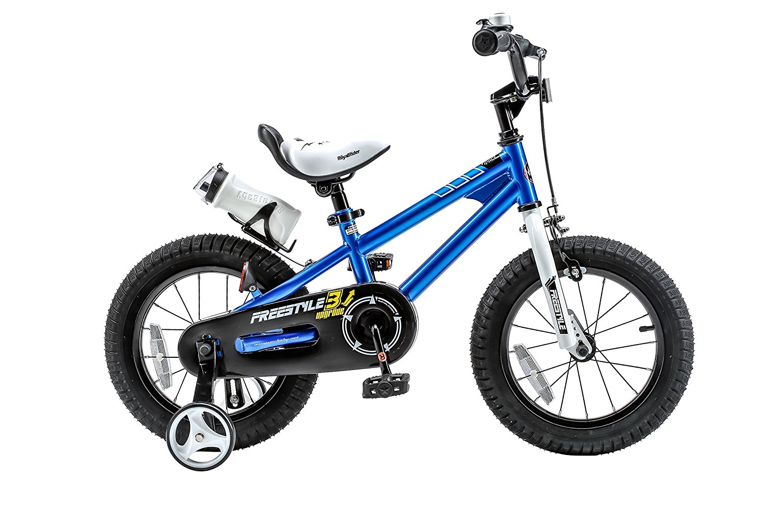 Review of RoyalBaby BMX Freestyle Kid's Bike, 12-14-16-18 inch wheels, six colors available