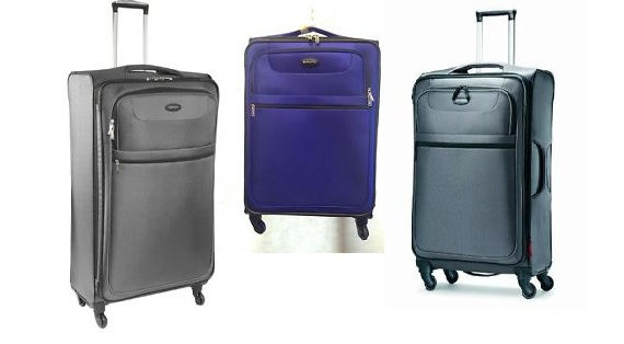 Review of Samsonite Lift Spinner 25 Inch Expandable Wheeled  ...