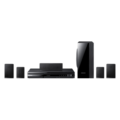Review of Samsung HT-E550/ZA 5.1 Channel 1000W Home Theatre  ...
