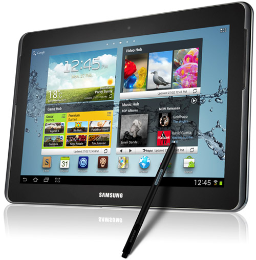 Review of Samsung Galaxy Note 10.1, 16GB, 32GB and 64GB