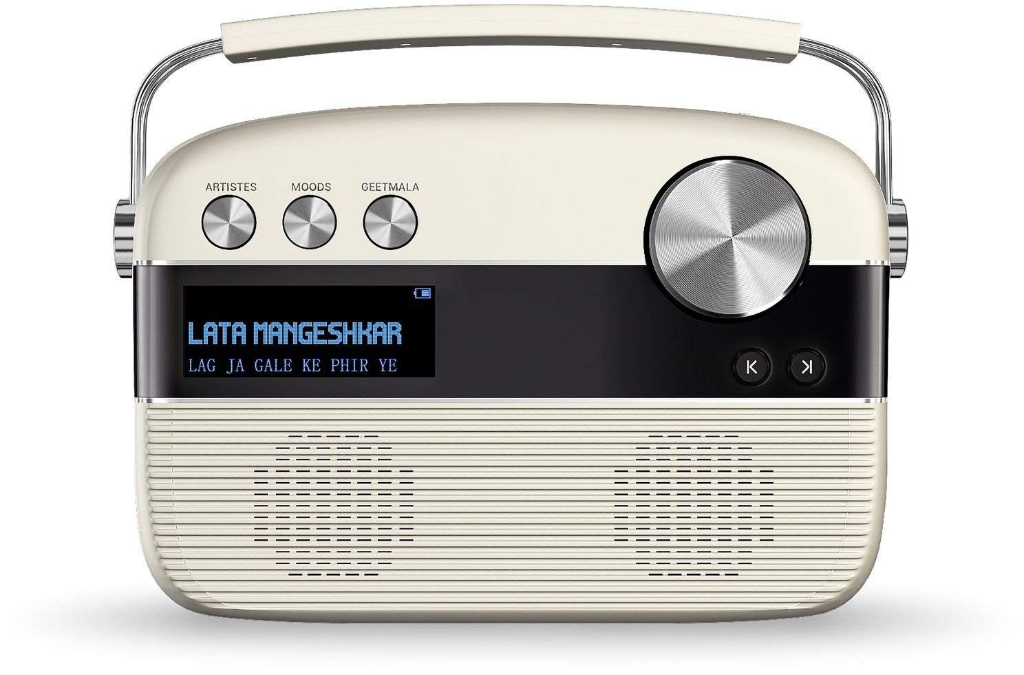 Review of SAREGAMA Carvaan SC01 Portable Digital Music Player