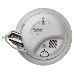 Review of First Alert SC9120B Hardwire Combination Smoke/Carbon Monoxide Alarm with Battery Backup