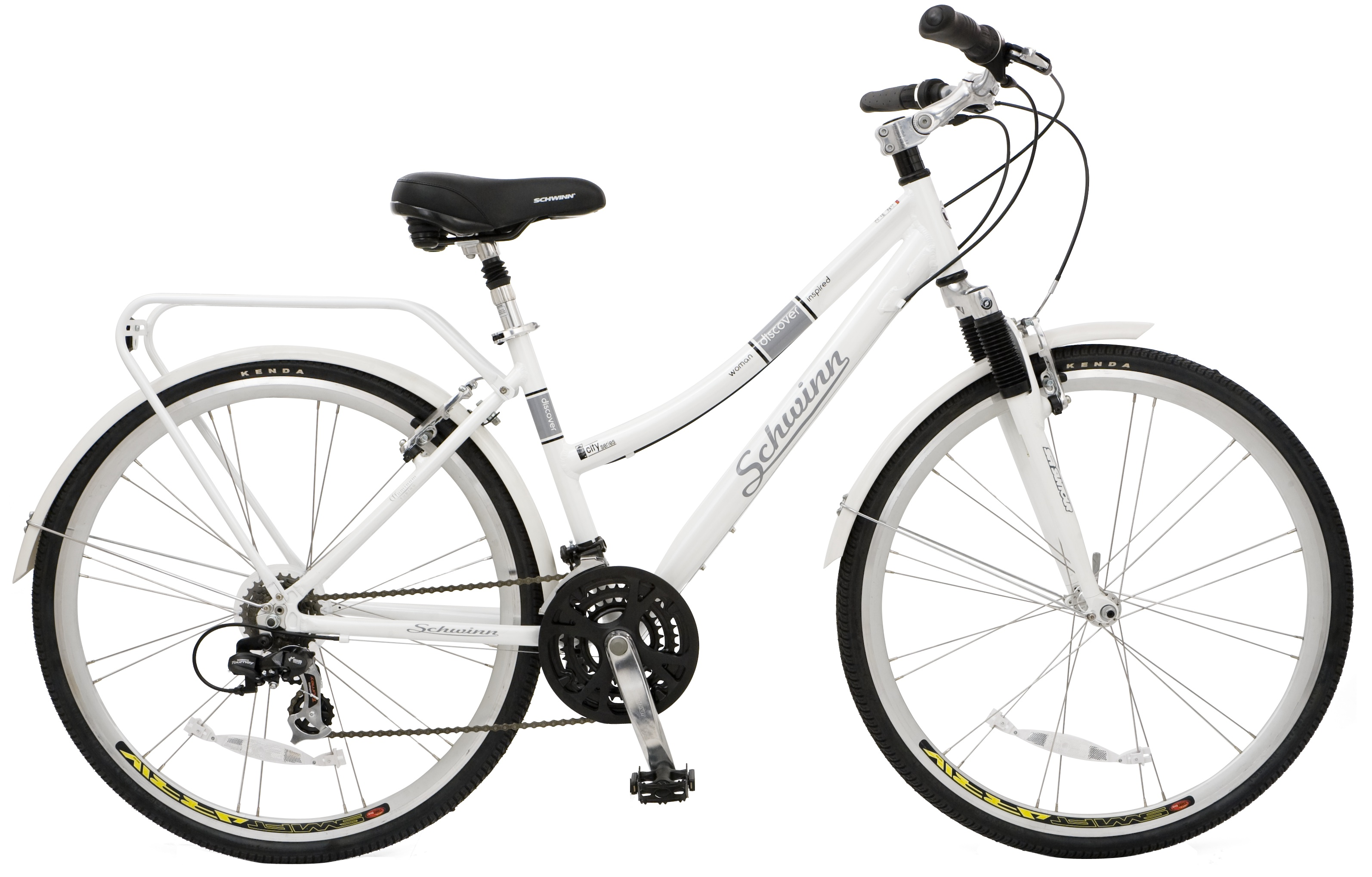 Review of Schwinn Discover Women's Hybrid Bike (700C Wheels)
