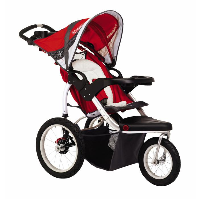 Review of Schwinn Turismo Swivel Single Jogger