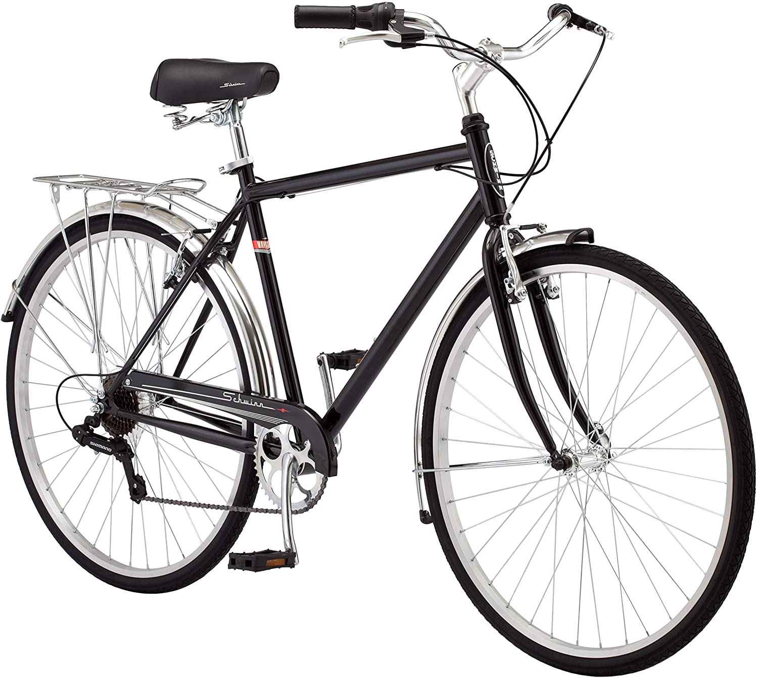 Review of Schwinn Wayfarer Bike Mens and Womens Hybrid Retro-Styled Cruiser