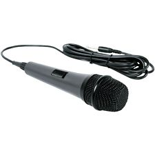 Review of Singing Machine SMM-205 Dynamic Karaoke Microphone with 10 ft Cord