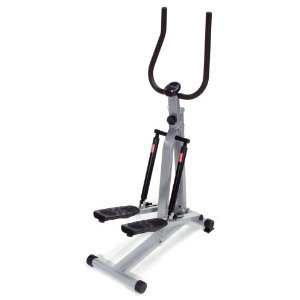 Review of Stamina SpaceMate Folding Stepper