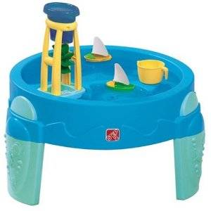 Step2 WaterWheel Activity Play Table - Reviews of Top 10 Kids' Bedroom Furniture and Decor Items