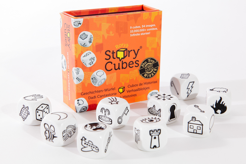 Review of Rory's Story Cubes