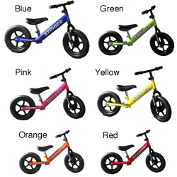 Review of Strider PREbike Balance Running Bike