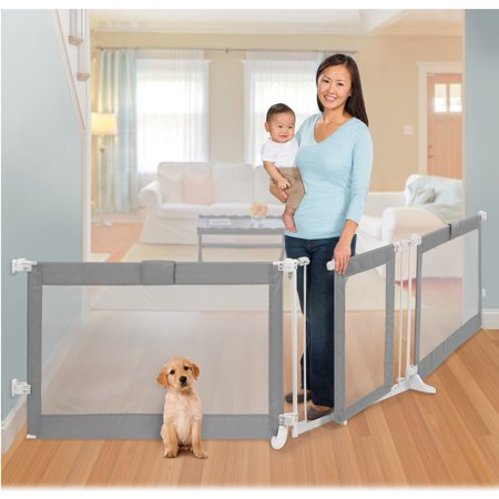 Review of Summer Infant Extra Wide Baby Gate & Playard