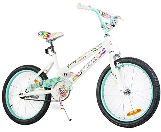 Review of Tauki 20 Inch Kid Bike for Girls (8-14 Years Old)