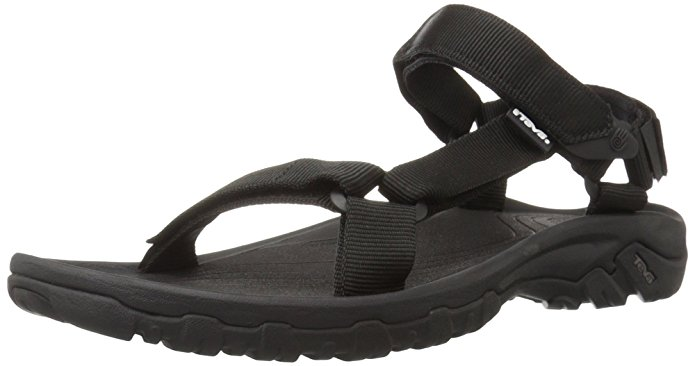 Teva Men's Hurricane XLT Sandal, Black