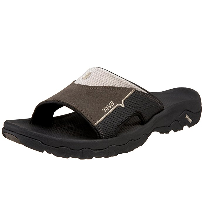 Teva Men's Katavi Slide Outdoor Sandal, Bungee Cord