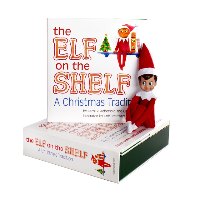 Review of The Elf on the Shelf A Christmas Tradition with Blue Eyed North Pole