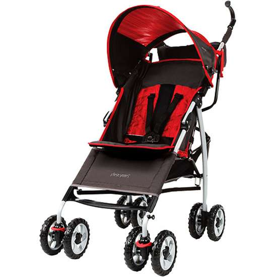 Review of The First Years - Ignite Stroller